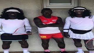 Tasmanian Football Club Post Blackface Photo Mocking Venus & Serena Williams, AFL Player Aliir