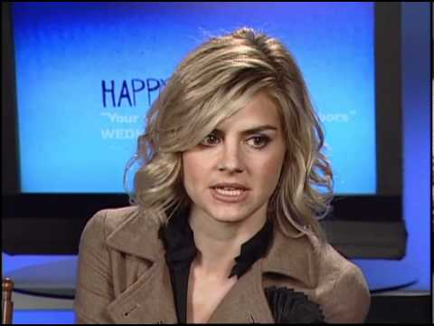 Eliza Coupe and Damon Wayans, Jr Talk HAPPY ENDINGS
