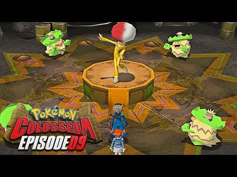 Pokémon Colosseum Let's Play!! - Ep 9