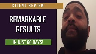 """""""Leaf Credit Repair Client Review"""" REMARKABLE RESULTS IN JUST 60 DAYS!"""