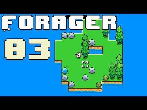 Прохождение Forager: #3 - НА ЗАРАБОТКАХ!