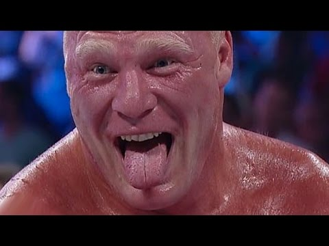 10 Things WWE Wants You To Forget About Brock Lesnar