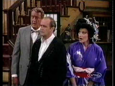 The Last Newhart: final scene
