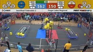 Semifinal Tiebreaker 2 - 2018 Finger Lakes Regional
