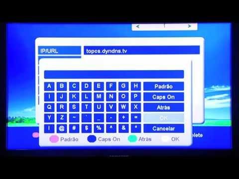 Configurando CardSharing CS no Azbox Newgen