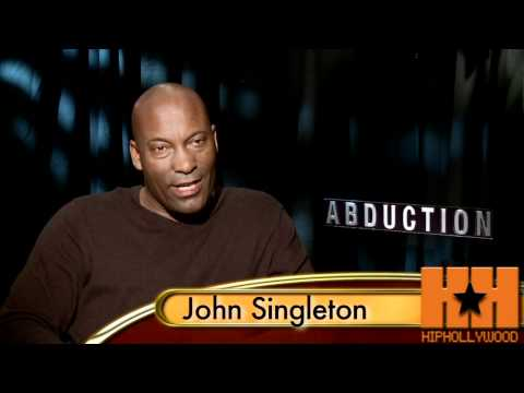 John Singleton Talks Directing Abduction