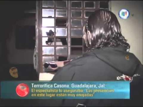 Extranormal Casa del Terror de Guadalajara con Octavio Elizondo