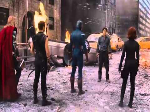 Los Vengadores | Hulk