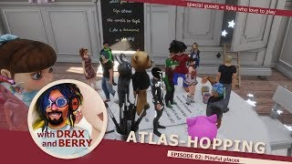 LIVE from [BETA] 114 Harvest: Atlas Hopping Episode 62 [Playful places]