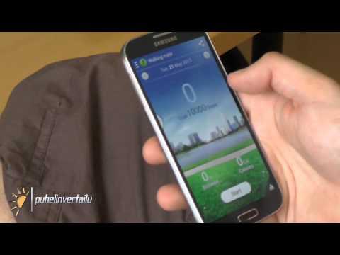 Samsung Galaxy S4 Videoarvostelu