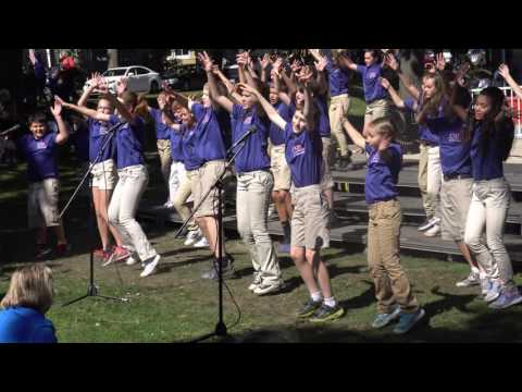 ETC Heid's School of Musical Arts  Barberton Mum Fest 2016