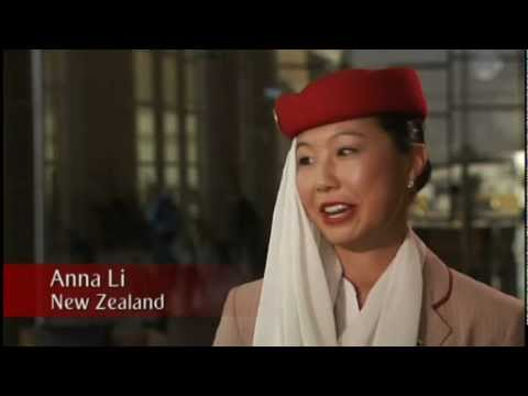 Emirates Airlines Cabin Crew Recruitment video