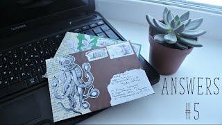 Как я отвечаю на письма №3 | минимализм