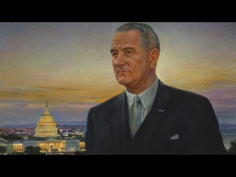 Lyndon Johnson, Portrait in a Minute