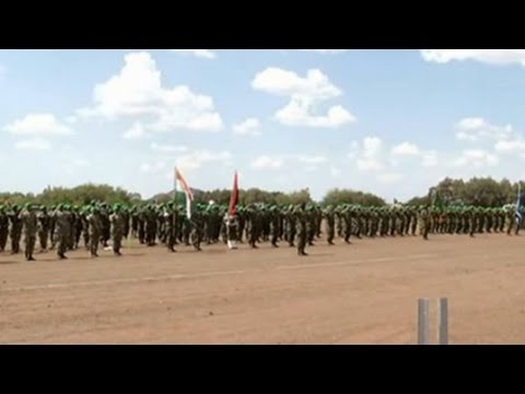 AMANI Africa 2nd Military Training