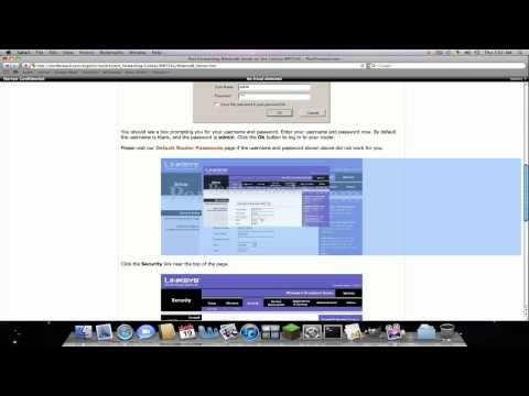 How to Portforward Your Minecraft Server Mac/PC [HD]