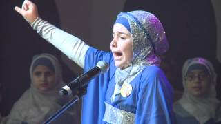 ICPA Kids Chanting Group - Multicultural Mawlid Concert 2013