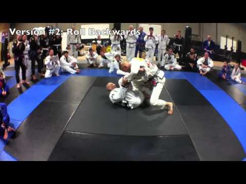 Spider-Riva Guard: 2 Sweeps with Classy Grappler Image 1