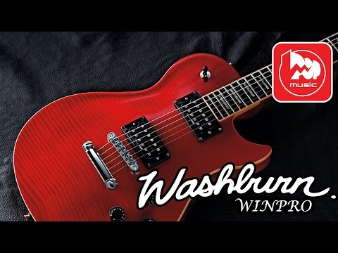 Электрогитара WASHBURN WINPRO ( комбик YERASOV CLASSIC 50L)