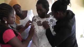Funny Breast dressing before wedding: funniest wedding fails compilation video: sexy wedding dress