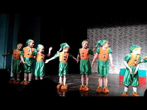 Маленькие гномики танец !!!
