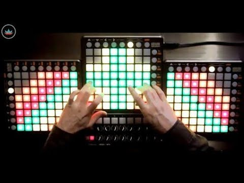 Kerennn DESPACITO X FADED MASHUP Launchpad Cover