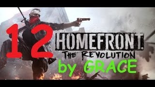 HOMEFRONT THE REVOLUTION gameplay ITA EP 12 AL SALVATAGGIO by GRACE