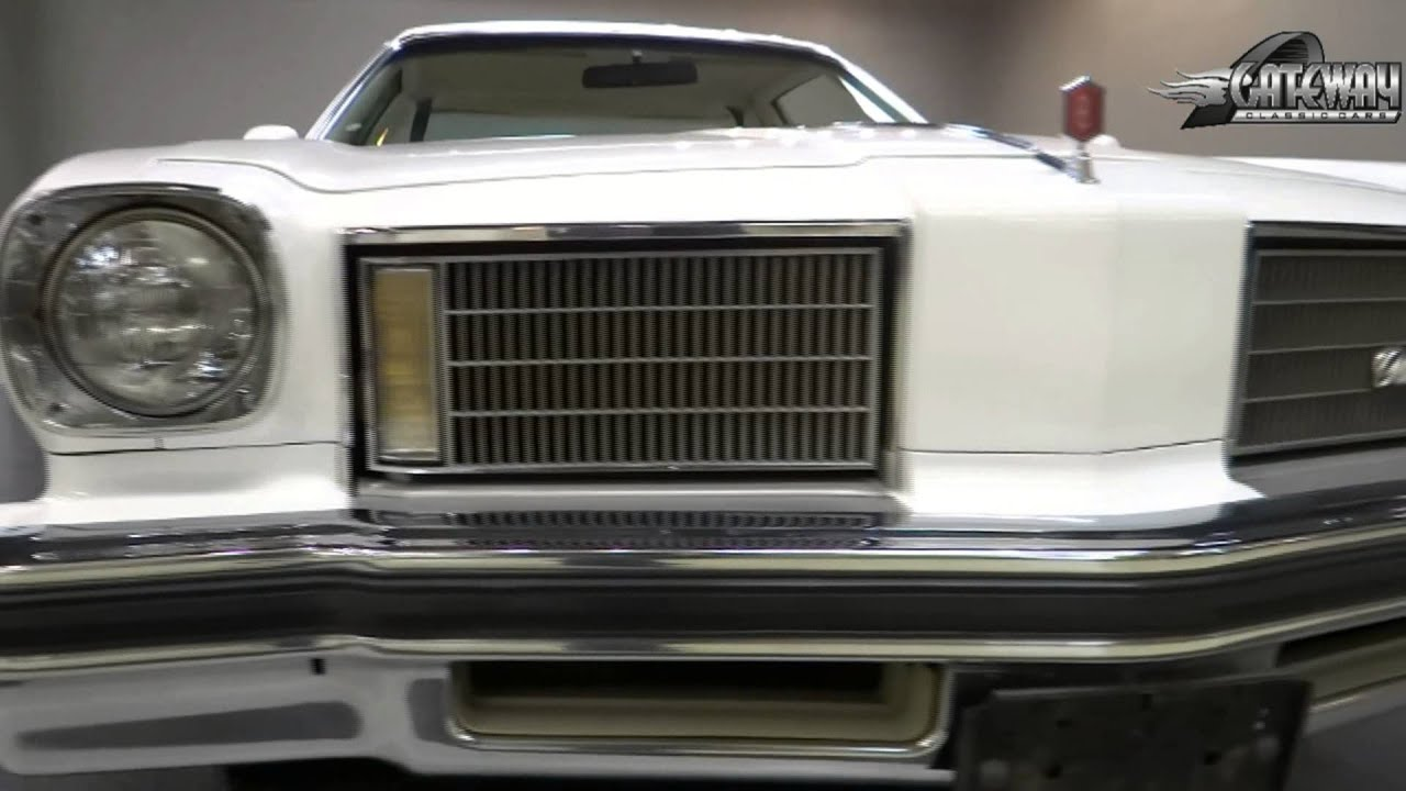 1975 oldsmobile cutlass salon for sale at gateway classic for 1975 oldsmobile cutlass salon for sale