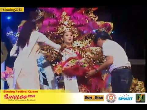 Search for the Sinulog Festival Queen 2013
