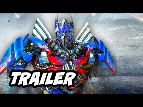 Transformers 4 Age Of Extinction Trailer - Review Edition