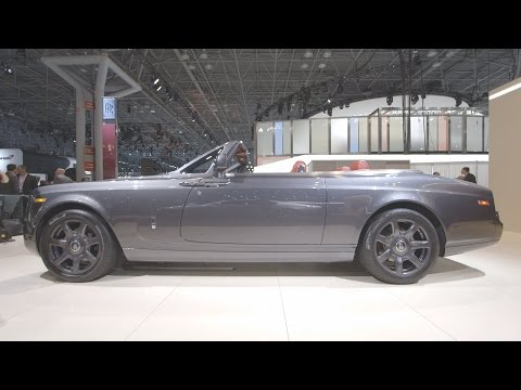 Hands-On With Rolls-Royce Phantom Drophead Coupe