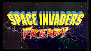 Space Invaders Frenzy Arcade Amusement Video Shooting Game