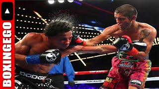 WOW! VERDEJO VS LOZADA FULL FIGHT CHAT - FELIX VERDEJO RETURNS THEN KNOCKED OUT NO LONGER UNDEFEATED