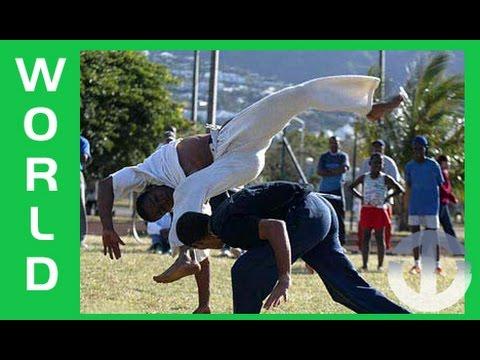 Diamanga | Traditional Martial Art of Madagascar on Trans World Sport