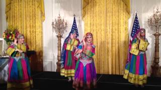 Afghan Traditional Dance at the White House