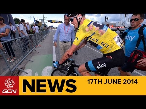 Belkin To Withdraw Sponsorship From Cycling & Race News - GCN Cycling News Show - Ep. 76