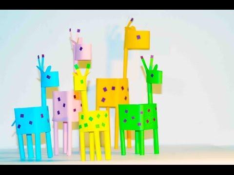 Поделки из бумаги для детей 9 лет своими руками