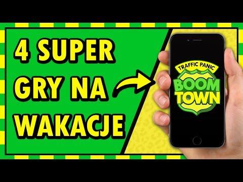 ☀️ 4 SUPER GRY Na Telefon NA WAKACJE 2 ☀️