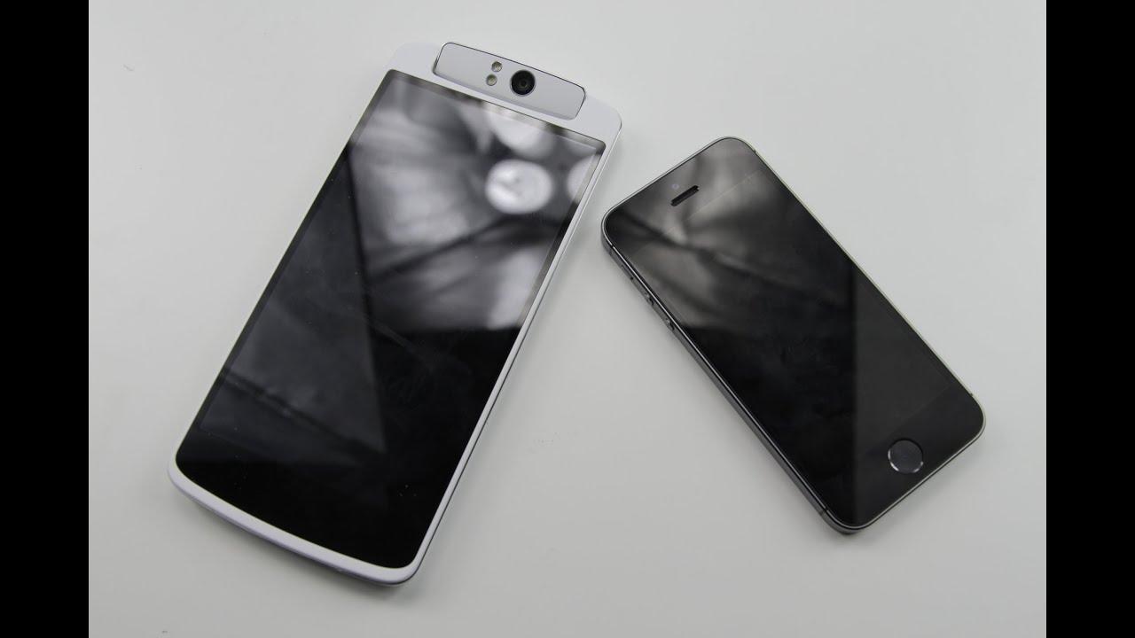 oppo n1 vs iphone 5s   oppo n1 review   youtube