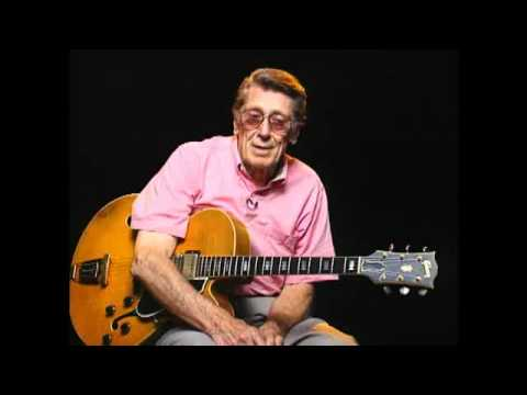 Jazz Guitar Lesson with Tal Farlow and Lenny Breau @ GuitarInstructor.com