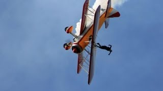Wing Walker And Pilot Killed In Dayton Airshow Plane Crash