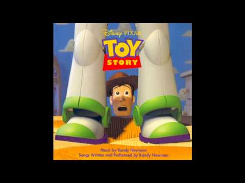 Toy Story soundtrack - 01. You've Got a Friend in Me