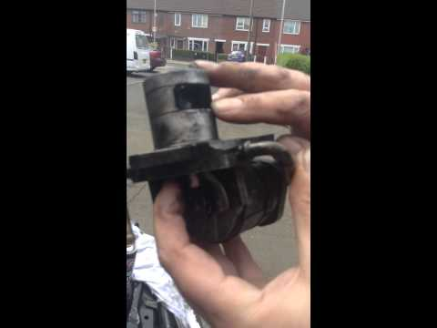 2.0dti Zafira 53 EGR fix: Cheap and easy