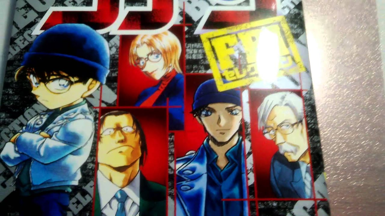 FBI (名探偵コナン)の画像 p1_27