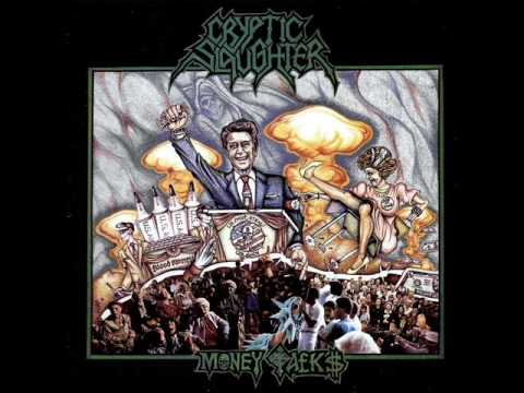 Cryptic Slaughter - Menace To Mankind