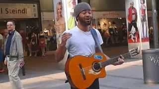 "Christopher Giroud covers ""I need a Dollar"" by Aloe Blacc"