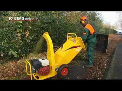 Jo Beau M300 pro-chipper / woodchipper
