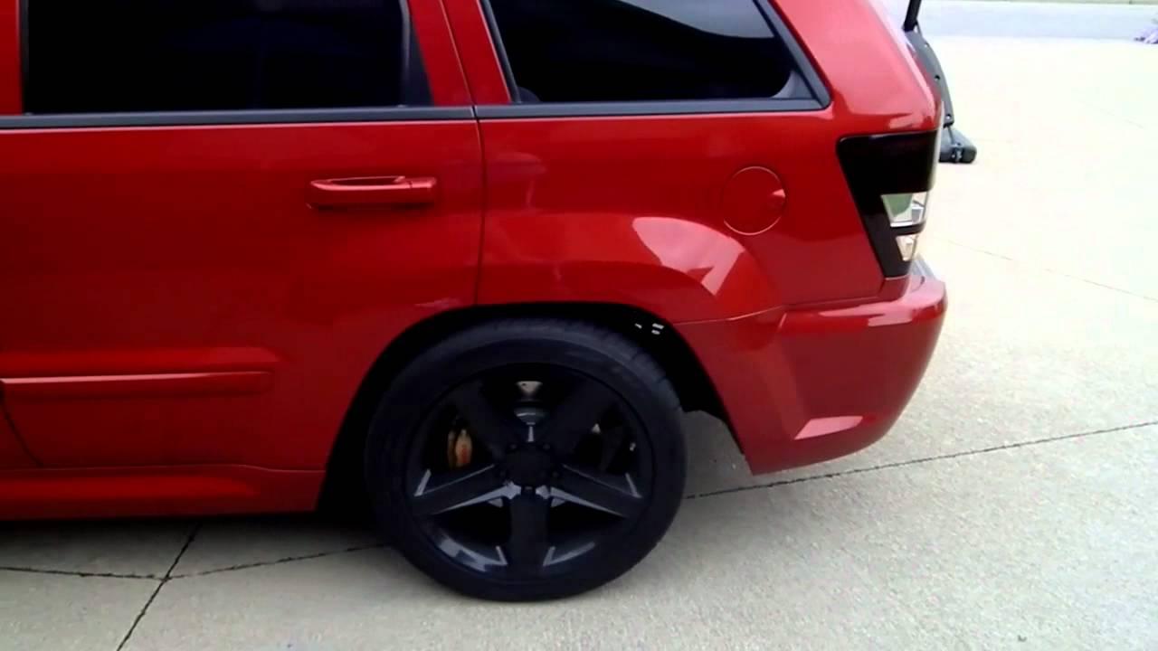 2006 Jeep Grand Cherokee Srt8 Clone Ss 3 Quot Dual Exhaust K Amp N