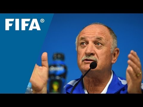 Scolari Back In the Hot Seat