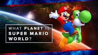 What Planet Is Super Mario World? | Space Time | PBS Digital Studios